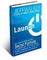 Launch by Jeff Walker Infusionsoft