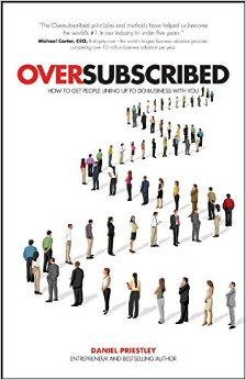 oversubscribed book cover